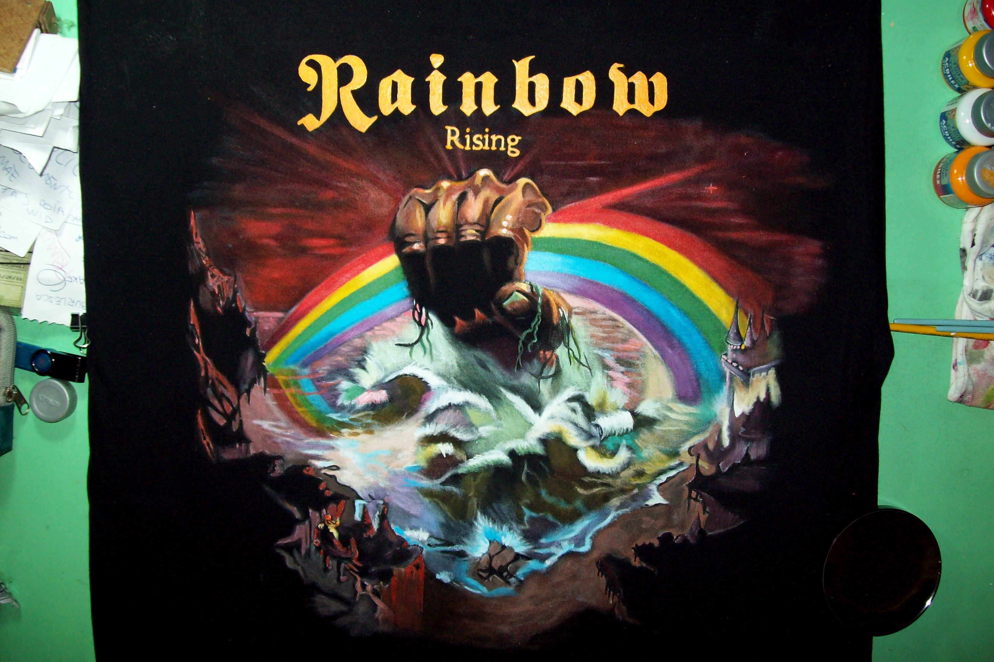 Blackmores Rainbow Rainbow Rising