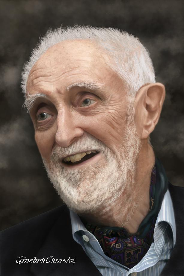 Jose Luis Sampedro by GinebraCamelot