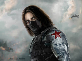 The winter soldier by GinebraCamelot