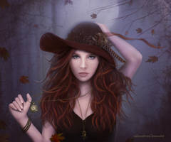 Selene the witch