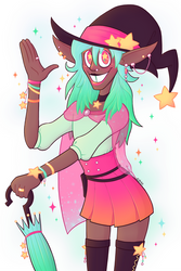 taako time by Kitty4President
