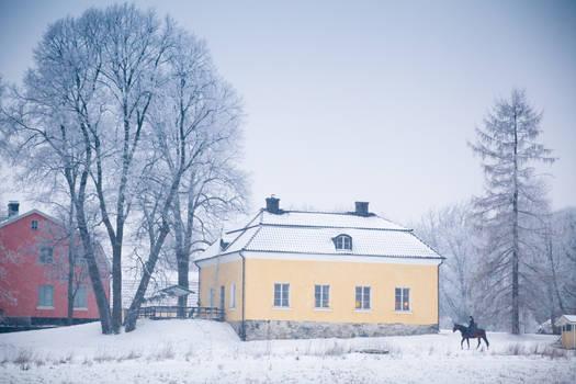 Tuomarinkyla manor