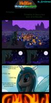 Hellfire: The Origin of Queen Chrysalis
