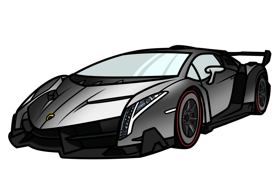 Lamborghini Veneno Drawing 2017 Ototrends Net