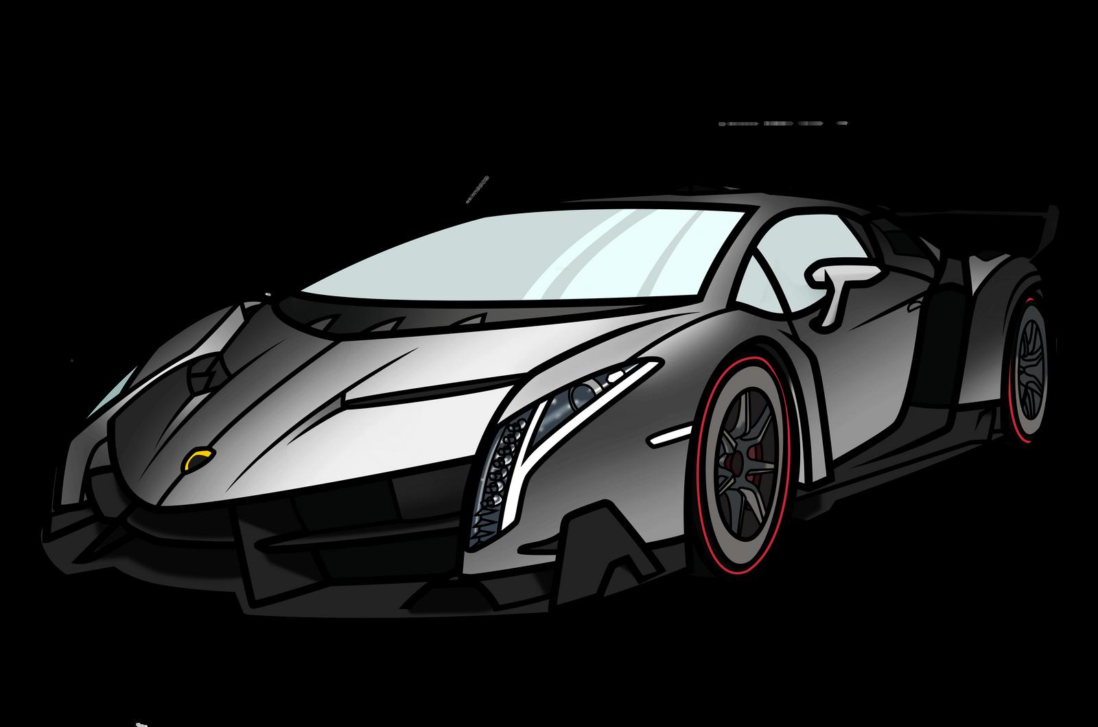 Lamborghini Veneno Vector By Sorelstrasz On Deviantart