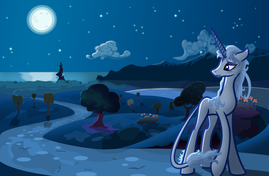 The Last Unicorn by Sorelstrasz