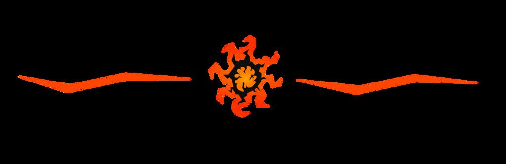 Solar Flare Divider by Sorelstrasz
