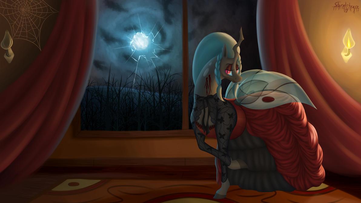 Vampire Chrysalis by Sorelstrasz