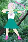 Sailor Grimm - Fat Female Superhero Contest by LitTechGirl