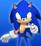 Sonic 06 Render (Updated)