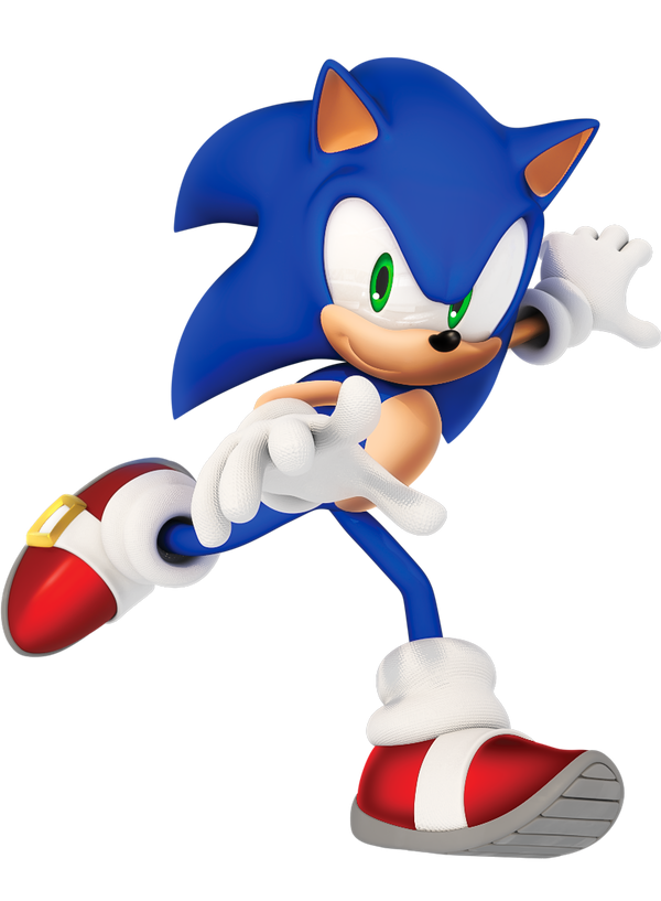 Sonic The Hedgehog Running Render By Kolnzberserk On Deviantart
