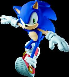 Sonic The Hedgehog - Heading to the Islands by KolnzBerserK