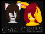 Evil Souls by Lali-the-Bunny