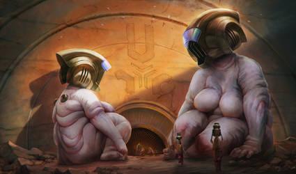 Ancient Gods by ivan-reber