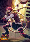 Streets of Gotham: Cammy White / Harley Quinn