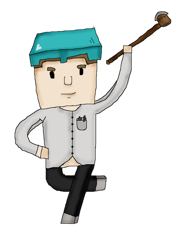 minecraft_cartoon_by_callumkent-dnwwm