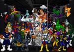 Marvel Mayhem!!!