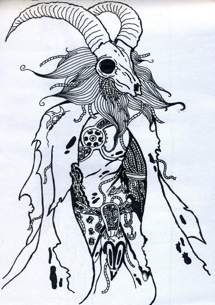 Capricorn By Crazy Leg On DeviantArt