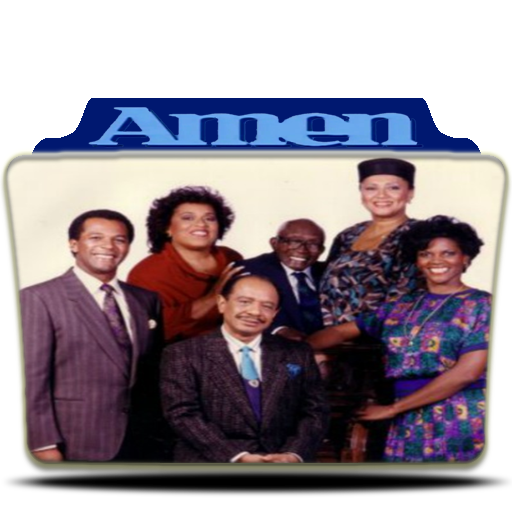Amen tv show by jass8 on deviantart for Craft shows on tv