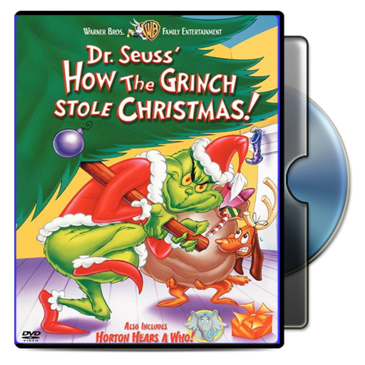 Grinch Stole Christmas 1966 by Jass8
