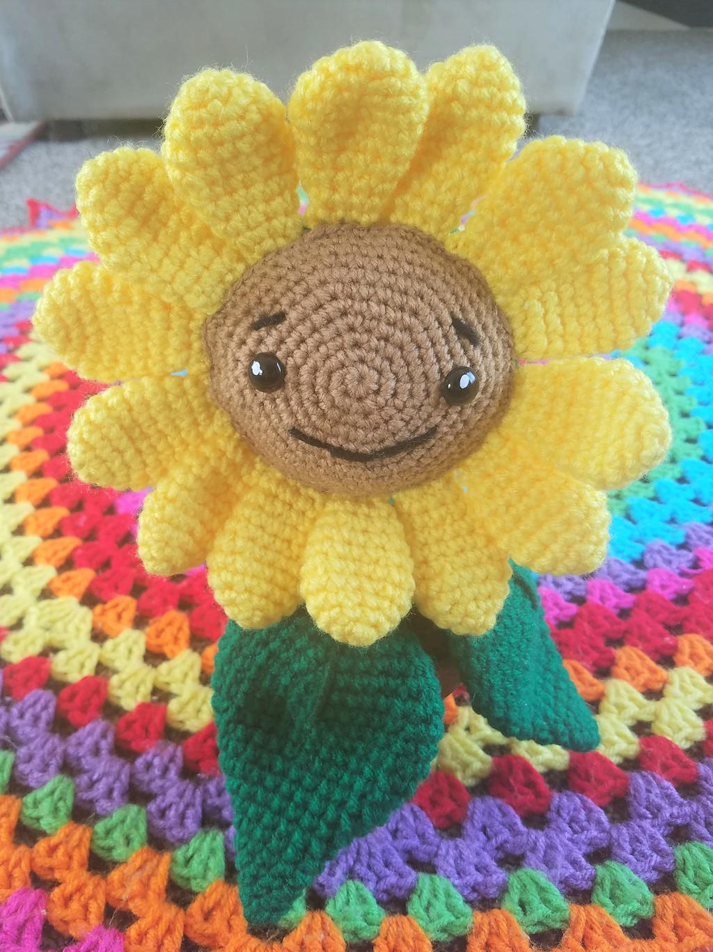 Sonny the Sunflower – Amigurumi Crochet Pattern | | 1366x1024
