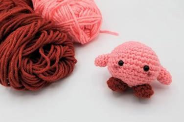 CROCHET PATTERN: Freddie Yeti kawaii yeti kawaii crochet | Etsy | 250x376