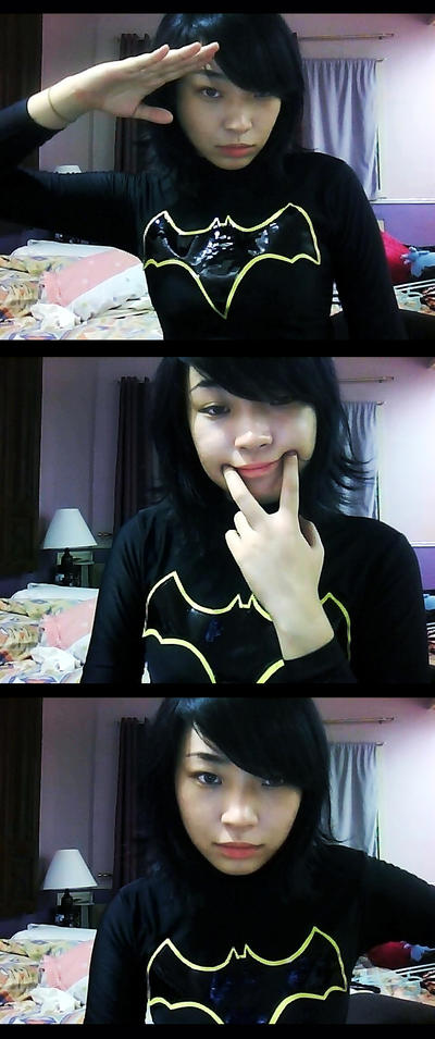 Cassandra Cain Cosplay ID by zehntes