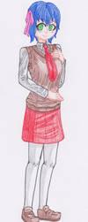Belle, school edition by MajesticHentaiSenpai