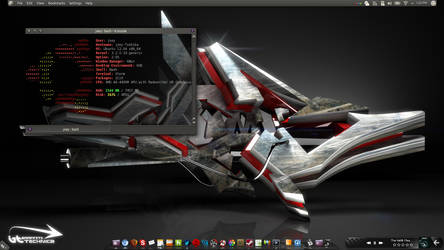 a Kubuntu 12.04.1 screenshot (11/19)