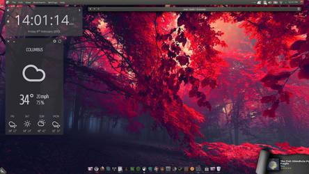 a Kubuntu 12.04.2 screenshot (2/08)