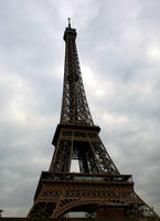 Eiffel tower by avatare