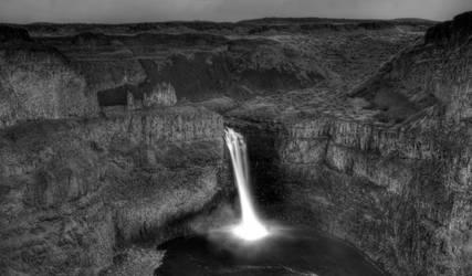 Palouse Falls by avatare