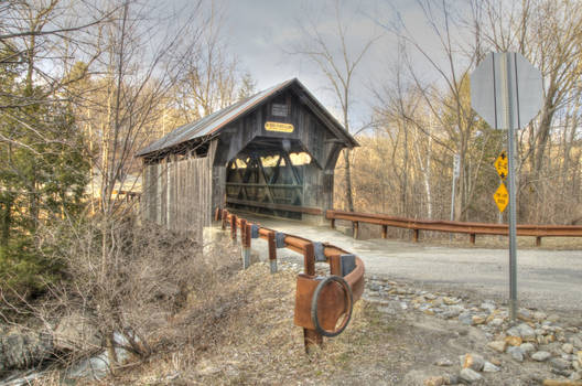 Emily's Bridge(HDR)