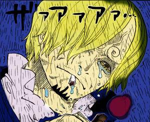 Sanji fan art