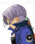 Mirai Trunks - Another Saiyajin