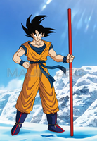 DB 2018 Trailer Alternate Goku