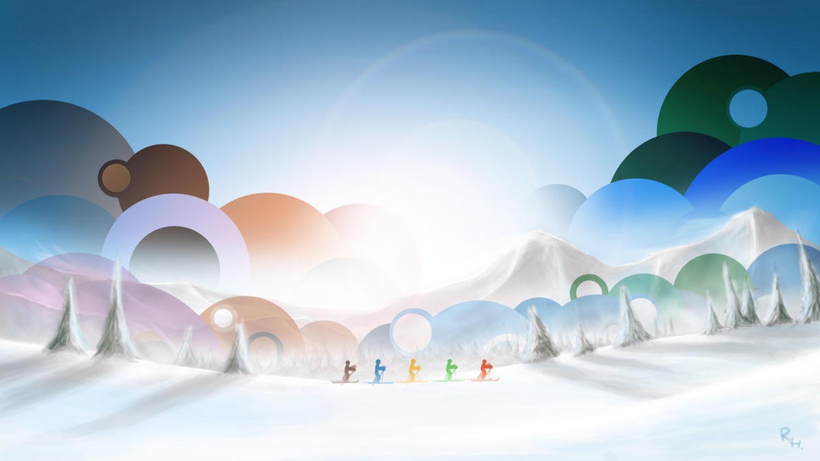 Winter by 50CalPotato