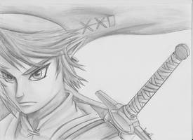 Link by natsutsunablackstar