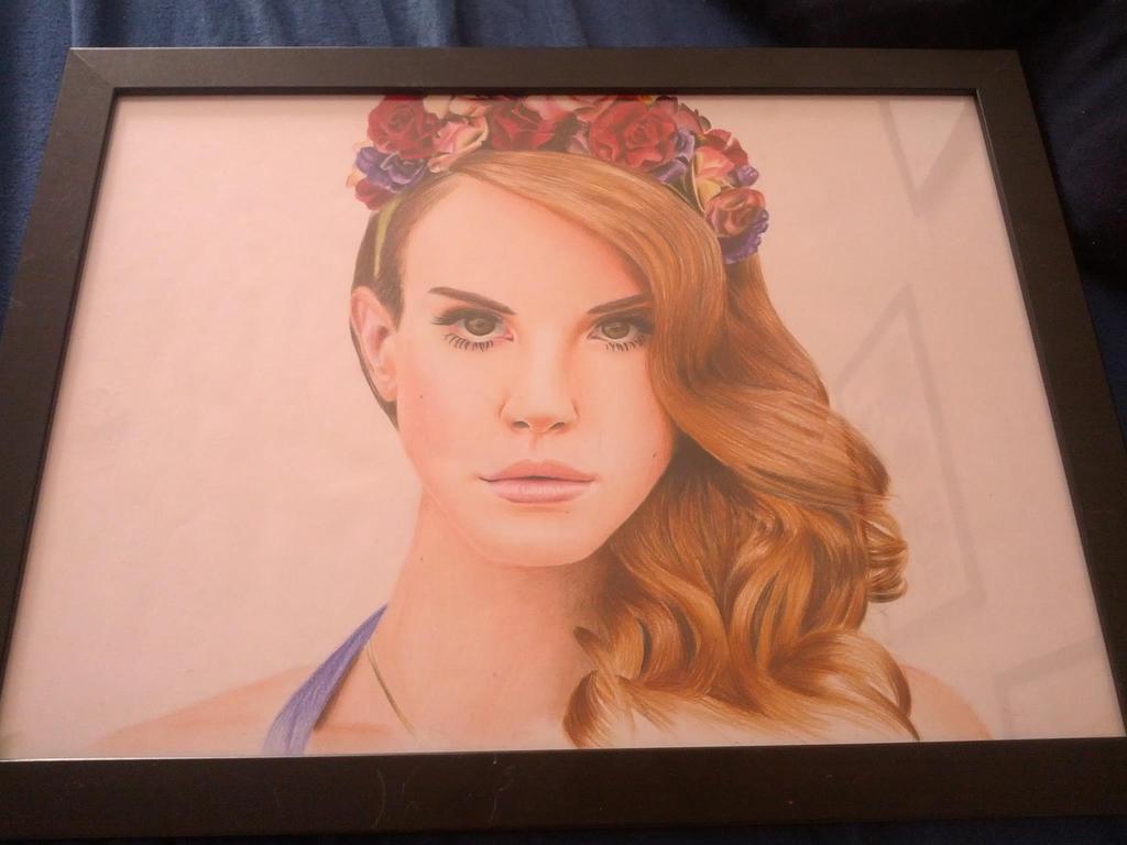 Lana del Rey by natsutsunablackstar