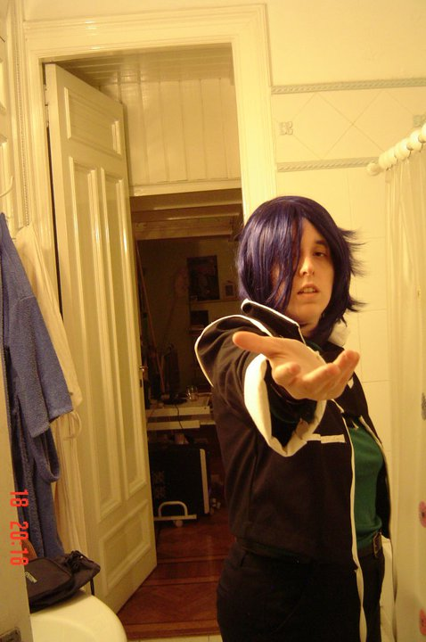 Athrun Zala cosplay by Die-Rose