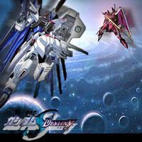Gundam wallpaper by Die-Rose