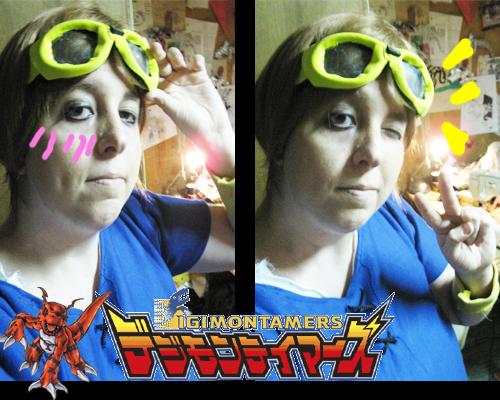 Takato Matsuki/Matsuda cosplay test by Die-Rose