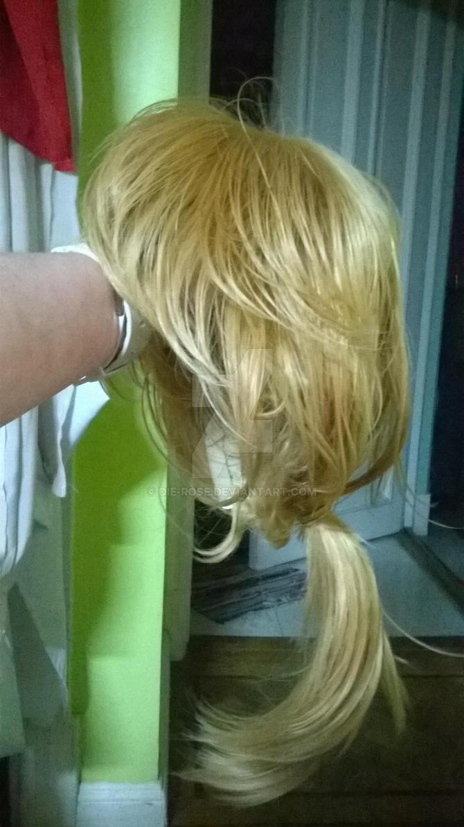 Ramza Beoulve's wig by Die-Rose