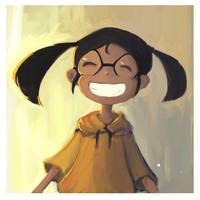 Big Smile by kakushiku