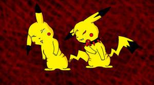 Pikachu vs. Rocketchu