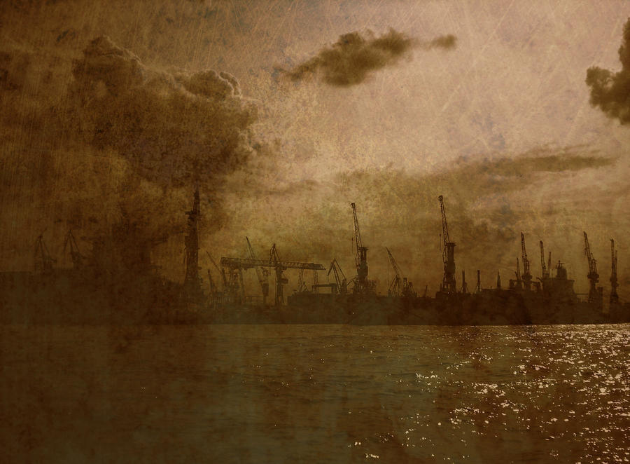 Souvenirs de l'apocalypse. by Watersmoke