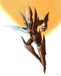 Blade Berserker