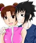 Sasuke and Tenten