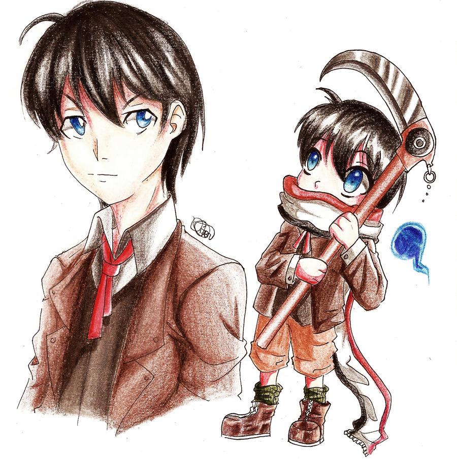 Character Design Oc : Oc character design by takeuchi on deviantart