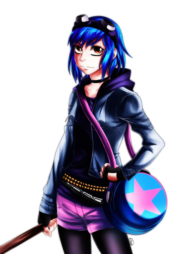 Ramona Flowers by Takeuchi15